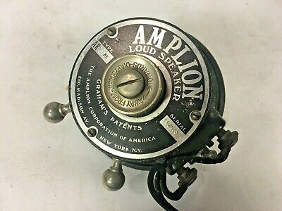 Amplion AR-35 Driver for Speaker Gramophone Phonograph Early Radio RARE