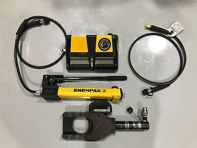 Enerpac Whc-4000 Hydraulic Cable Wire Cutter Head Accessories