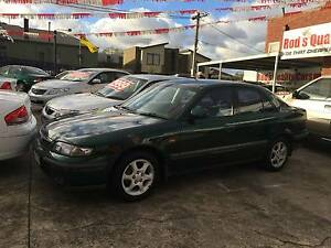 1998 Mazda 626 Sedan (SN:527) PAR-529 Preston Darebin Area Preview