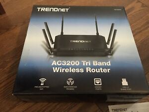TRENDnet wi-fi Tri Band Router