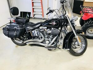 2009 Harley Davidson Heritage Softail 110ci Financing Available!