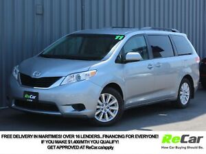 2011 Toyota Sienna LE 7 Passenger AWD | 7-SEATER | BACK-UP CAM