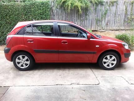 2009 Kia Rio Hatchback Auto St Lucia Brisbane South West Preview