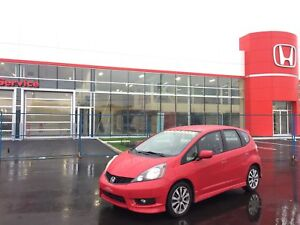 2013 Honda Fit Sport Roues d'alliages, Bluetooth