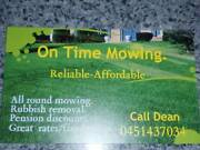 lawn mowing and rubbish removal Mount Gravatt East Brisbane South East Preview