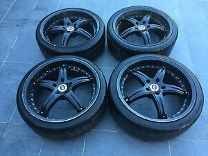 "Holden 20"" Rims - Enkei Wheels 5x120 / HSV / Clubsport / R8 Greenacre Bankstown Area Preview"