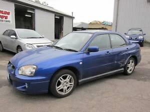 2003 Subaru Impreza RS AWD Sedan - Automatic