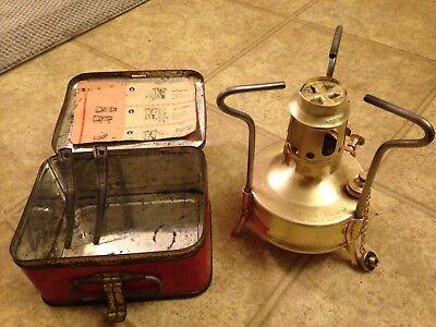 Used, Vintage Primus Paradise No.210  Brass Kerosene Camp Stove. for sale  Shipping to Nigeria