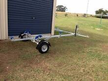 Aluminium folding boat /kayak trailer Gympie Gympie Area Preview