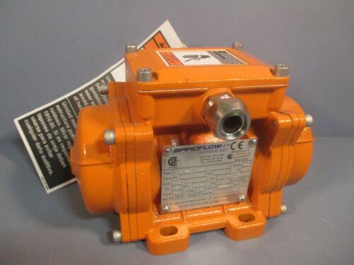 Spiroflow Systems, Inc Vibrator Motor 3 PH 3600 RPM 230/460 Volts CD36-210