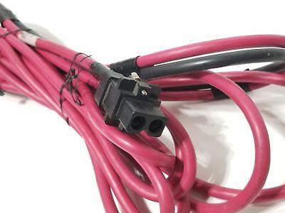 Ge Ericsson Macom M7100 Orion Radio Power Cord 19b802622p1 802622p1
