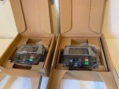 Lot 2 Verifone Mx830 Credi Card M090-307-05-r