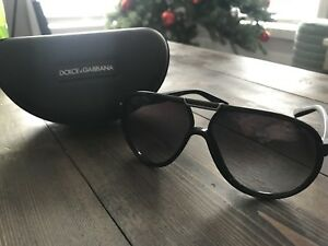 Unisex dolce and gabbana sunglasses