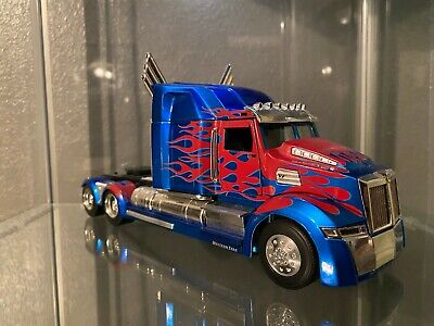Transformers The Last Knight 1:24 Scale JADA AUTOBOT OPTIMUS PRIME - Loose