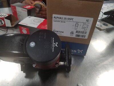 Grundfos Alpha1 15-55 Fc 99287256 1x115v Nib.
