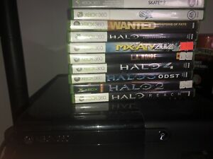 Refurbished XBOX 360 With two refurbished  controllers