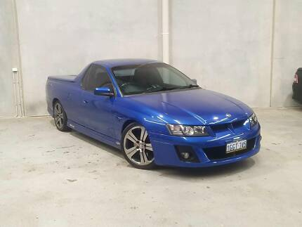 2004 HSV MALOO Z SERIES R8 UTE - 6.0L 297kW & AUTOMATIC