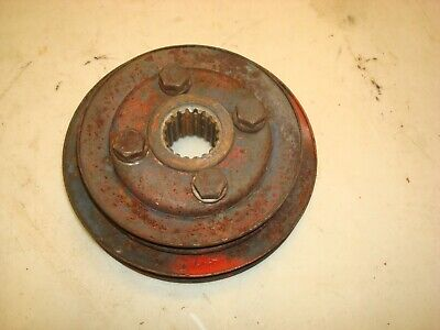 1955 Ford 640 Tractor Power Steering Double Pulley 600