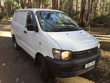 1998 Toyota Townace Van/Minivan Wantirna Knox Area Preview