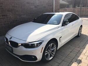 Lease Take Over - 2018 BMW 430i 4 door