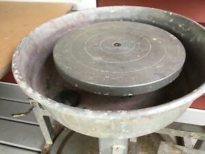 Pottery wheel electric