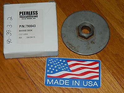 Peerless Transaxle 778127A Steel Gear 25 teeth 920 002