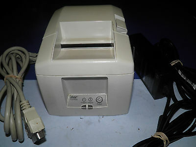 Star Tsp 650 651c Pos Thermal Pos Receipt Printer - Parallel Port - No Autocut