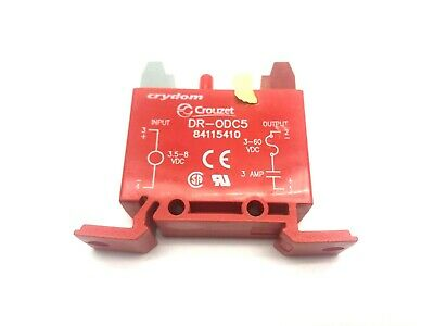 Crydom Crouzet Dr-odc5 Dr-0dc5 Solid State Relay Module