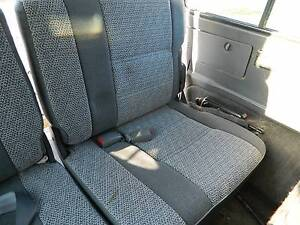 REAR 3RD ROW SEATS 80 SERIES Toyota Land Cruiser Wagon Torquay Fraser Coast Preview