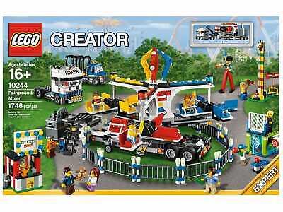 Lego 10244 Creator Fairground Mixer Retired Product The Best Reasonable Price