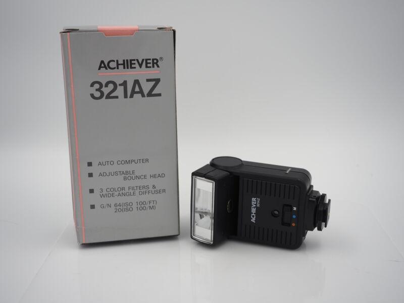 Open-Box Achieven 321 AZ Flash for 35mm slr cameras #8120