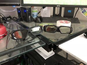 Nvidia 3d vision 2 with extra pair of glasses