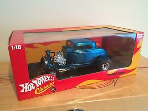 Hot Wheels 1/18 scale 32 Coupes
