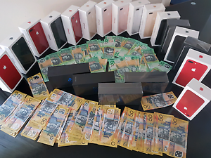 We Pay Cash $$$ for all new iPhone 7 & 7Plus, iPads, Samsung S8 Southbank Melbourne City Preview