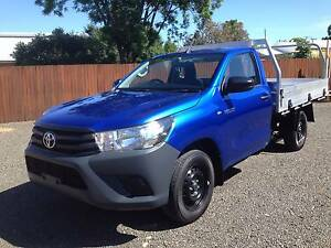 2016 Toyota Hilux Workmate Ute Current Shape 13000kms Tamworth Tamworth City Preview