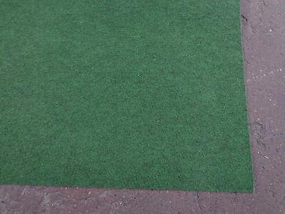 Kunstrasen (2,99€/m²) Rasenteppich grün 200 cm breite Fertigrasen