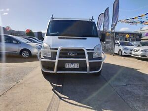 2011 FORD TRANSIT VM330 WITH REGO AND RWC WARRANTY SAVE $$$ HERE $$$ Melton Melton Area Preview