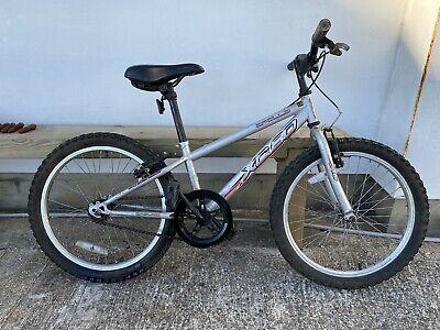 """Apollo XC20 Kids 20"""" Mountain Bike/BMX - Silver"""