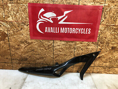 05 06 07 08 09 10 TRIUMPH SPEED TRIPLE 1050 RIGHT SIDE TAIL FAIRING SIDE COWL
