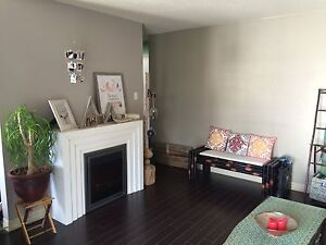 Fully furnished room for rent in 2 bedroom suite