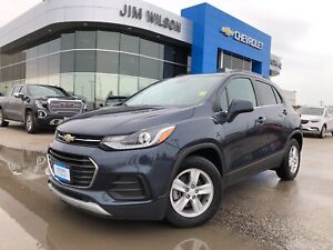 2018 Chevrolet Trax LT FWD AUTO REMOTE START REAR CAMERA ALLOYS