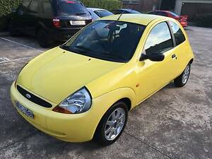 2002 Ford KA yours to own for only $90.00 per week. Bayswater Knox Area Preview