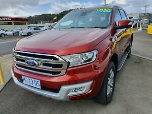 2016 Ford Everest TREND Automatic SUV South Burnie Burnie Area Preview