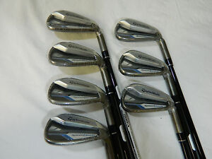 New Taylormade Speedblade Iron set 4-PW Graphite Regular flex Speed blade irons