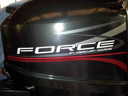 25Hp Mercury Force outboard boat motor Croydon Maroondah Area Preview