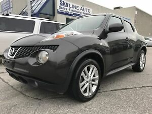 2011 Nissan Juke SL NAVI|CAMERA|LEATHER|SUNROOF|ALLOYS