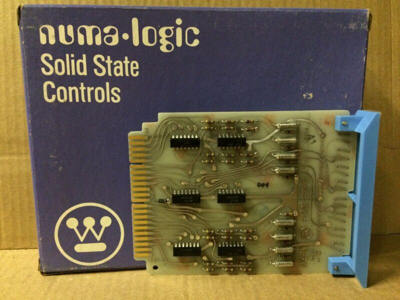 WESTINGHOUSE NL341 2 INPUT OR Solid State Relay NIB