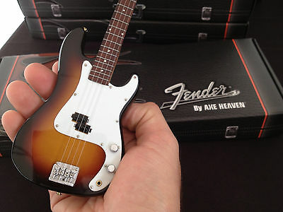 Genuine Fender FMT//V Bailey Jazz Bass Gold Mini Barrel Knob 005-8335-000 1