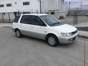 Mitsubishi Automatic Nimbus 7 Seater Derwent Park Glenorchy Area Preview
