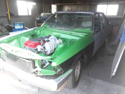 Ford XD Falcon Shell